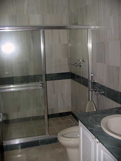 gallery with photo examples of bathrooms of different styles to find