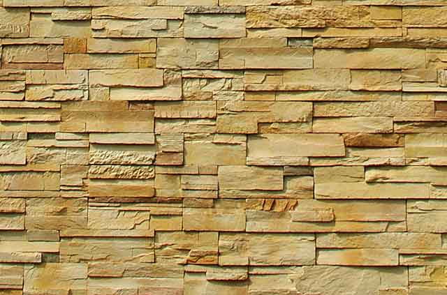Gallery With Photo Examples Of Natural Stone Wall Styles.